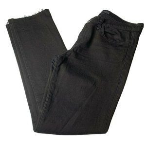J. Brand Black Cigarette Leg Denim Pants Size 31